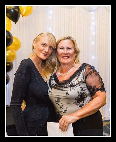 Care Campaign Founder Jayne Connery & Guest
